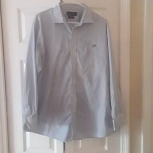 LAUREN by Ralph Lauren Slim Fit Dress Shirt